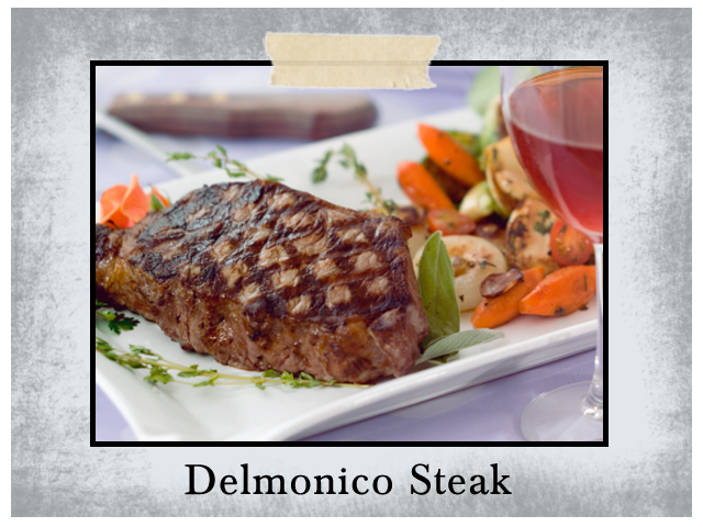 Prosperity Acres » Farm Fresh Delmonico Steak $16.99/lb